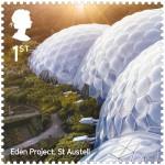 Il progetto Eden / Grimshaw Architects, courtesy Royal Mail