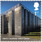 Giants Causeway Visitor Centre / Heneghan e Peng Architects, courtesy Royal Mail