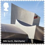 Imperial War Museum North / Studio Libeskind, courtesy Royal Mail