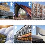 La collezione completa di francobolli della Royal Mail