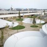 CoFuFun, la stazione di Tenri progettata da Nendo