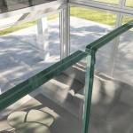 Railing Glass, Fontanot