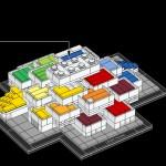 Kit LEGO House, © LEGO