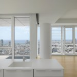 Rothschild Tower, Tel Aviv, photo © Richard Meier & Partners Architects