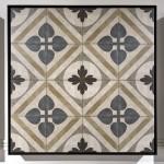 Collezione London, decoro White Chapel, Ceramica Faetano