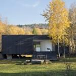 Prototipo di una casa a Posazavi, Posazavi, Repubblica Ceca, A69 – Architekti