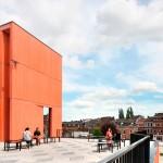 """Edificio-Piazza"", Herstal, Belgio, Studio Multiple Architecture & Urbanisme"