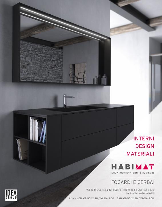 HABIMAT Focardi e Cerbai - inserzione su Bisenziosette - 16.02.2018