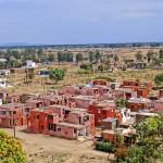 Aranya Low Cost Housing, (photo courtesy of VSF)