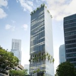 Il grattacielo di Singapore di Carlo Ratti Associati e BIG