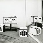 Radiofonografo RR126, A. e P.G. Castiglioni,1965, Brionvega, Photo credit, Francesco Biganzoli,  Courtesy Fondazione Achille Castiglioni