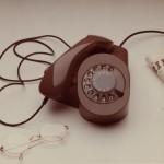 Prototipo di Telefono, A.Castiglioni con Paolo Ferrari,1977, Sit Siemens, Photo credit Cpf Publifoto, Courtesy Fondazione Achille Castiglioni
