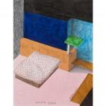 Disegno su carta Empty Room, 2004 - Credit: Artcurial