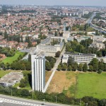 Gran Premio Internazionale BMIAA '13, Xaveer De Geyter Architects, Elishout Kitchen Tower Campus, photo Frans Parthesius