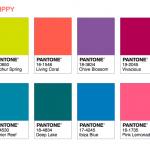 Palette Trippy Pantone