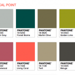 Palette Focal Point Pantone