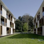Premio Nazionale Italia BMIAA, Lelli Associati Architettura, Via Padovani Housing, photo Gaia Cambiaggi