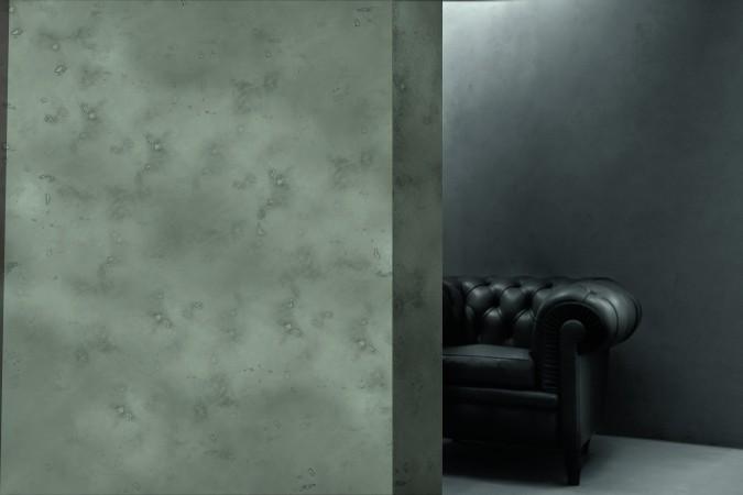 Pittura Cemento Design : Habimat cemento materico la nuova pittura ecologica di oikos