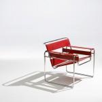 Sedia Wassily di Marcel Breuer Bauhaus
