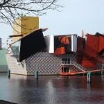 Groninger Museum in Olanda