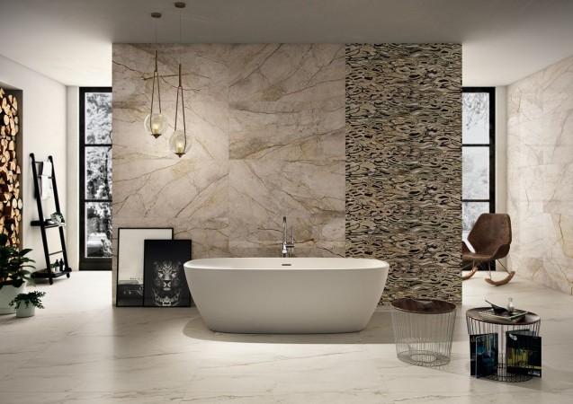 HABIMAT - The room: l\'ispirazione del marmo secondo Imola ...