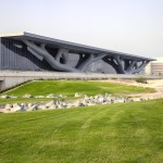 Qatar National Convention Center, photo courtesy of Hisao Suzuki