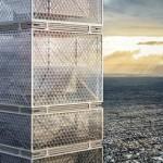 Filtration, il grattacielo galleggiante