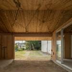 Knothole House, Icada