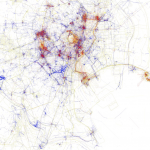 Geotaggers' World Atlas, Eric Fisher, Tokyo
