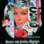 Milano Design Film Festival, 2 o 3 choses que je sais d'elle, Jean-Luc Godard
