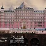 Locandina Grand budapest hotel