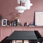 Il Millenial pink nell'interior design
