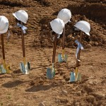 Adjustments Agency, On Loss: Sacrificial Rites of Architecture  Photo: Groundbreaking