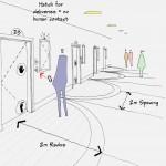 Il nuovo concept design per hotel dello studio The Manser Practice ©The Manser Practice