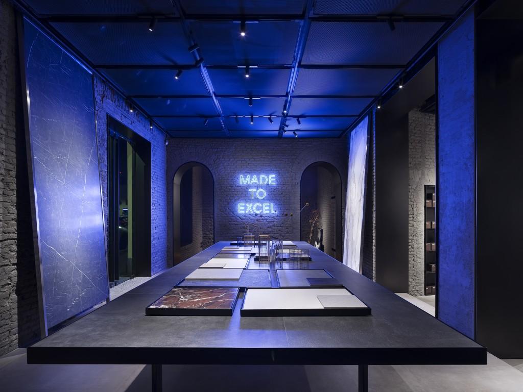 Atlas Concorde nuovo showroom Milano