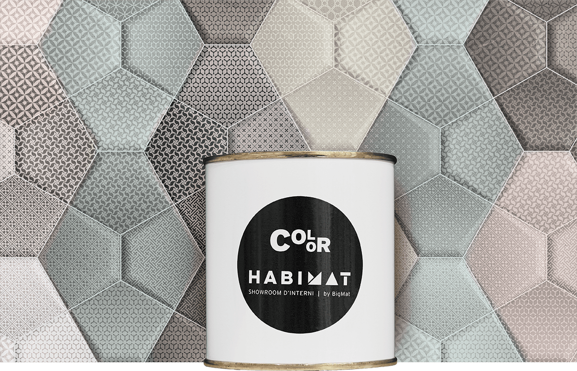 HABIMAT presenta la selezione di 6 colori «Clearness» dell'HABIMAT COLOR COLLECTION