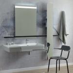 Sedute Total shower, Ponte Giulio