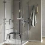 Total shower, Ponte Giulio